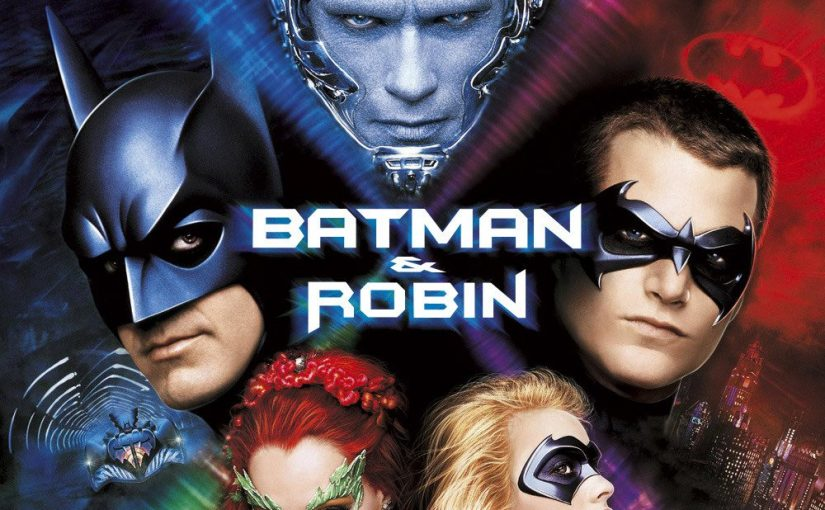 """Poster for the movie """"Batman & Robin"""""""