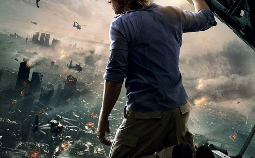 """Poster for the movie """"World War Z"""""""