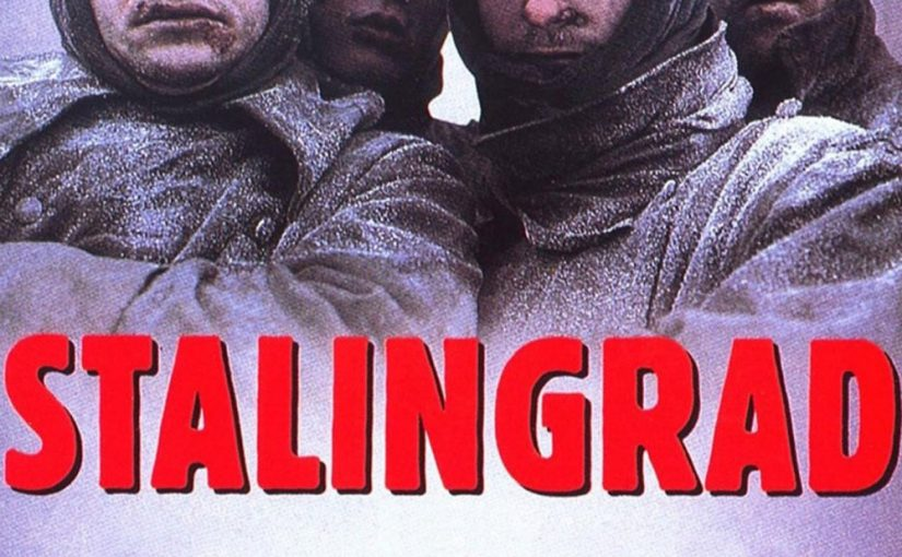 "Poster for the movie ""Stalingrad"""