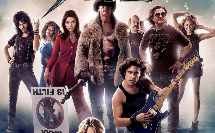 """Poster for the movie """"Rock of Ages"""""""