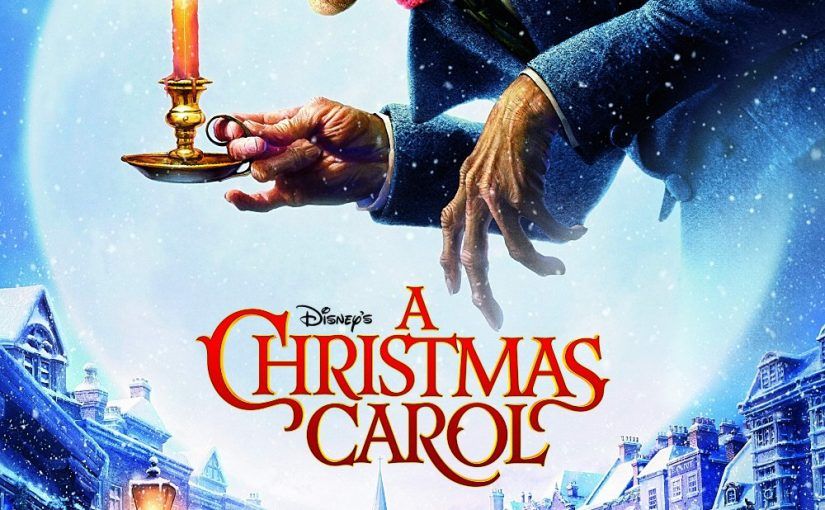 """Poster for the movie """"A Christmas Carol"""""""