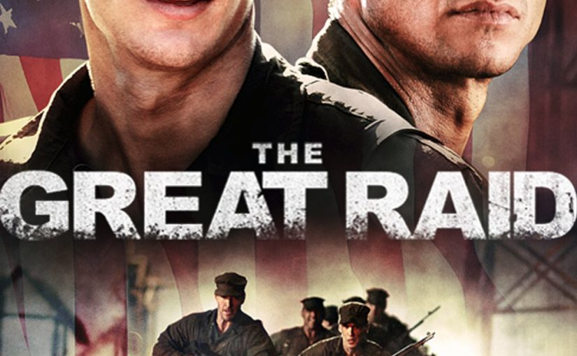 "Poster for the movie ""The Great Raid"""