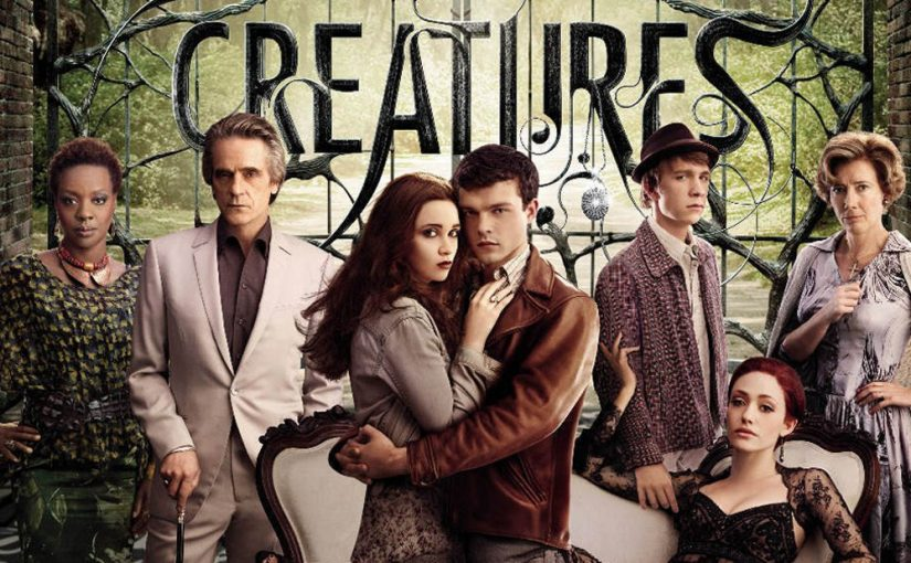 """Poster for the movie """"Beautiful Creatures"""""""