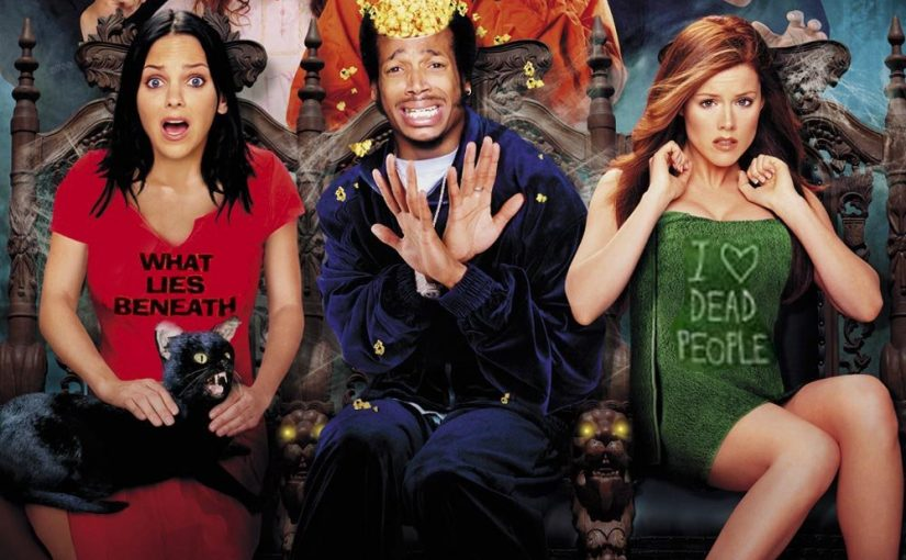 "Poster for the movie ""Scary Movie 2"""