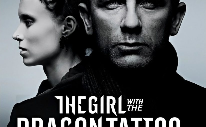 """Poster for the movie """"The Girl with the Dragon Tattoo"""""""