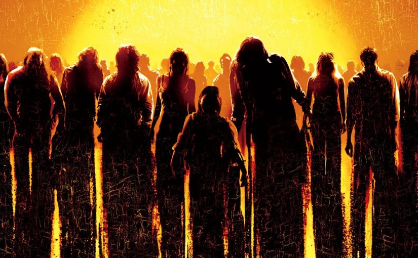 """Poster for the movie """"Dawn of the Dead"""""""