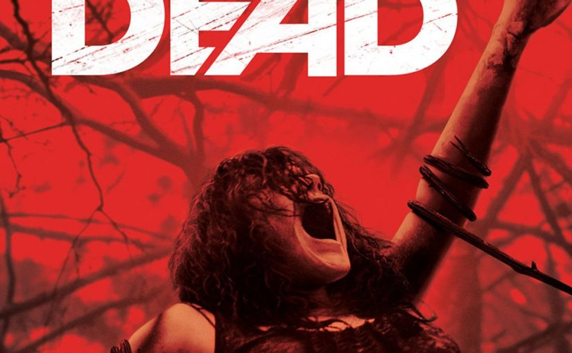 """Poster for the movie """"Evil Dead"""""""
