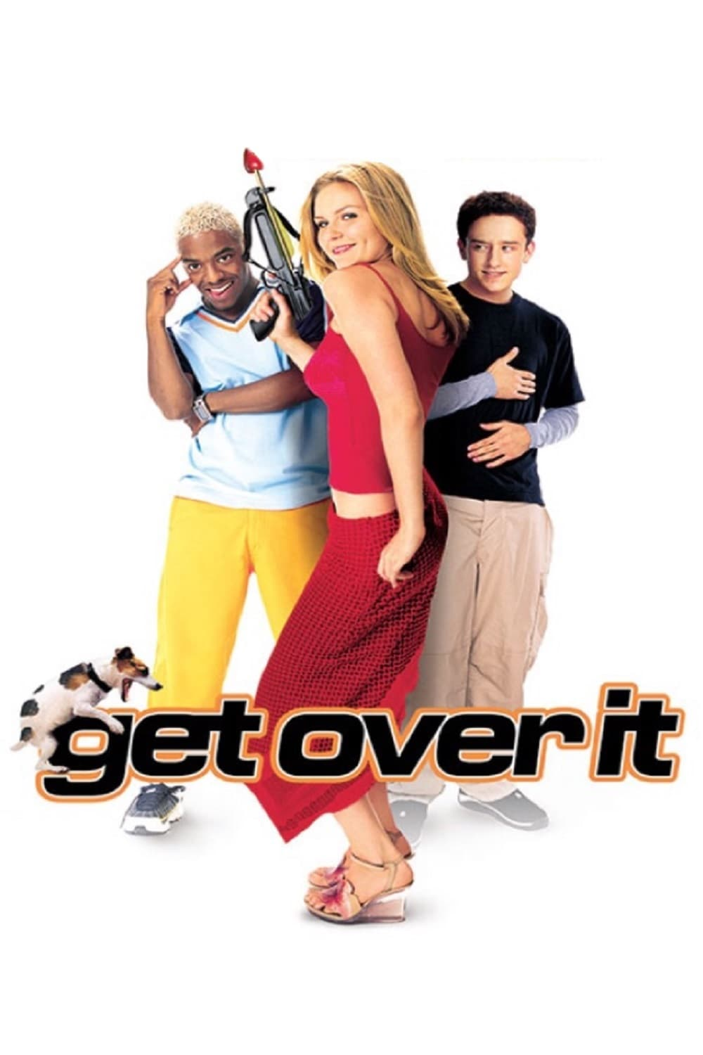 "Poster for the movie ""Get Over It"""