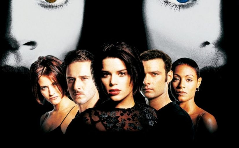 "Poster for the movie ""Scream 2"""