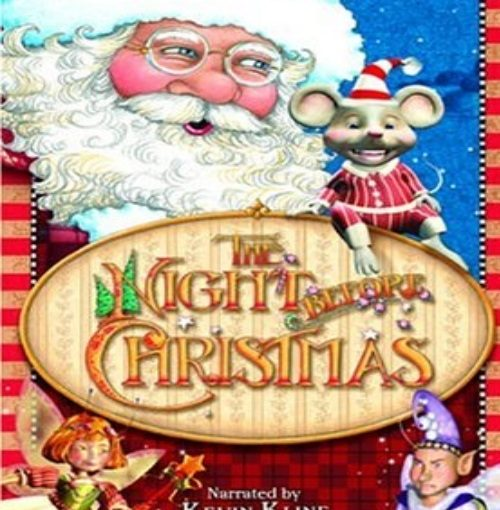 """Poster for the movie """"Mary Engelbreit's The Night Before Christmas"""""""