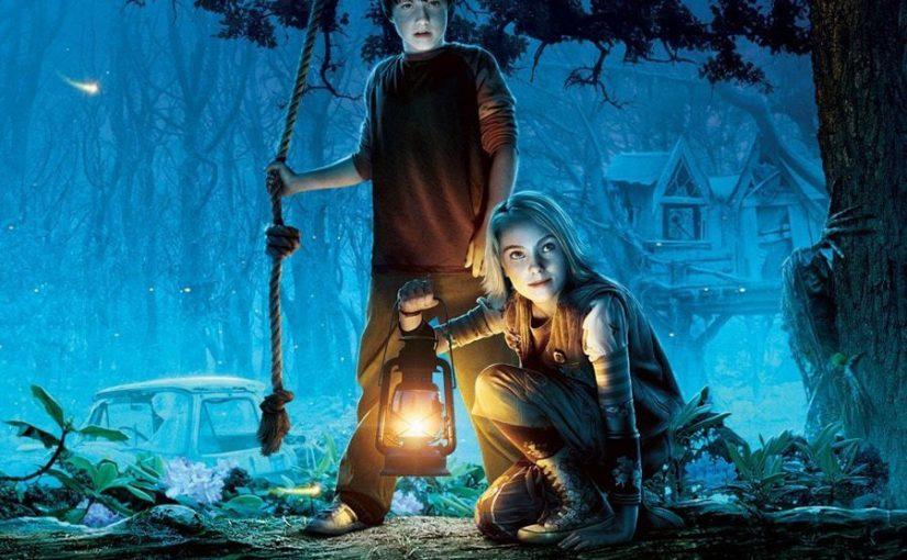 """Poster for the movie """"Bridge to Terabithia"""""""