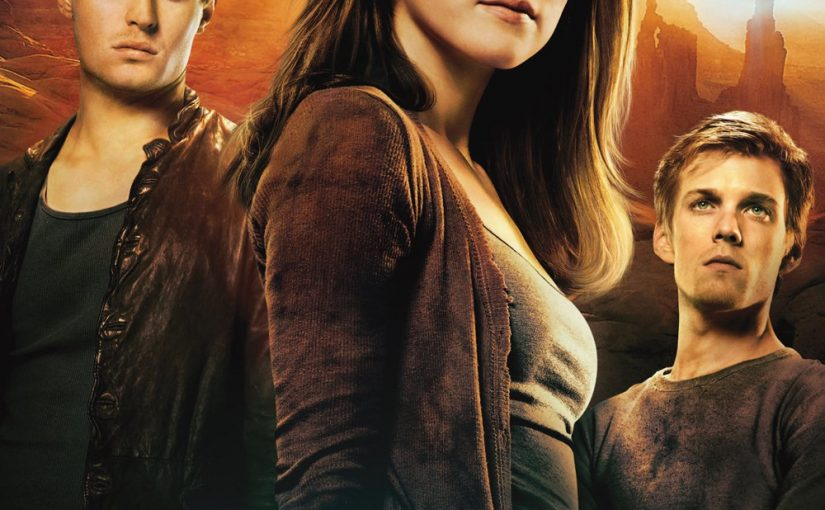 "Poster for the movie ""The Host"""
