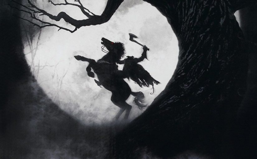"Poster for the movie ""Sleepy Hollow"""