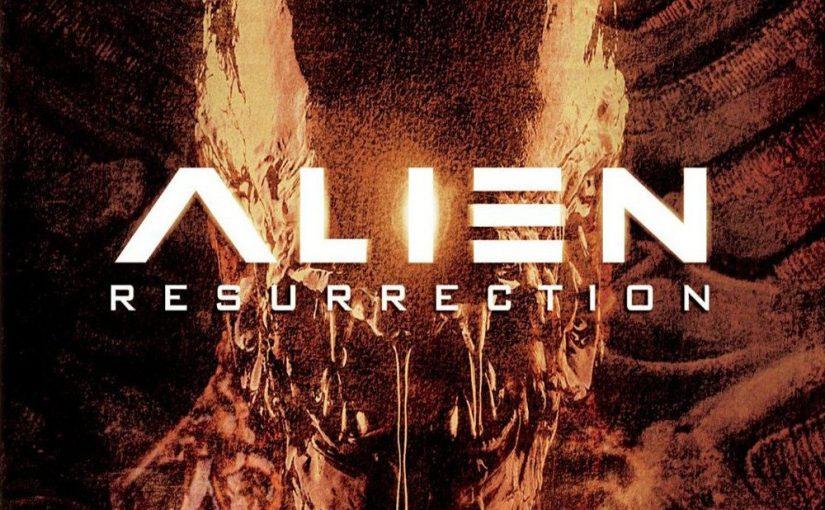 """Poster for the movie """"Alien: Resurrection"""""""