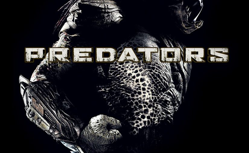 "Poster for the movie ""Predators"""