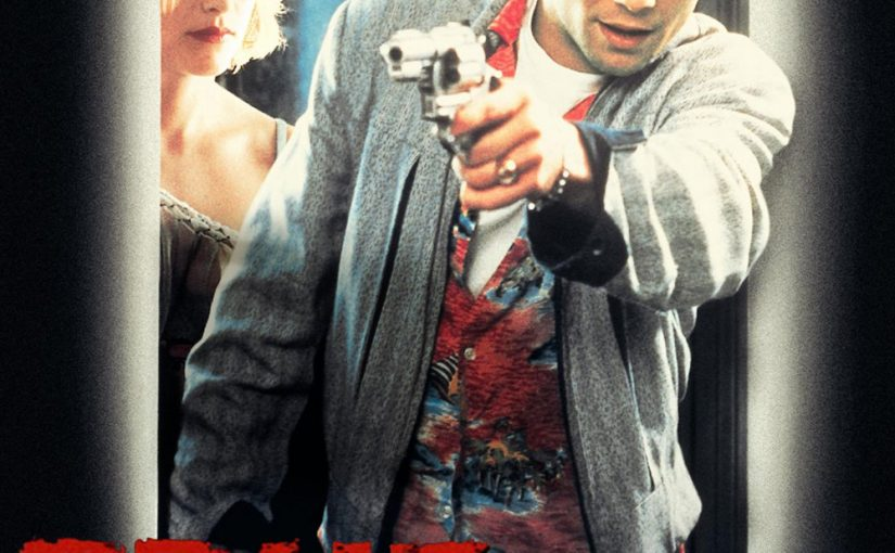 "Poster for the movie ""True Romance"""