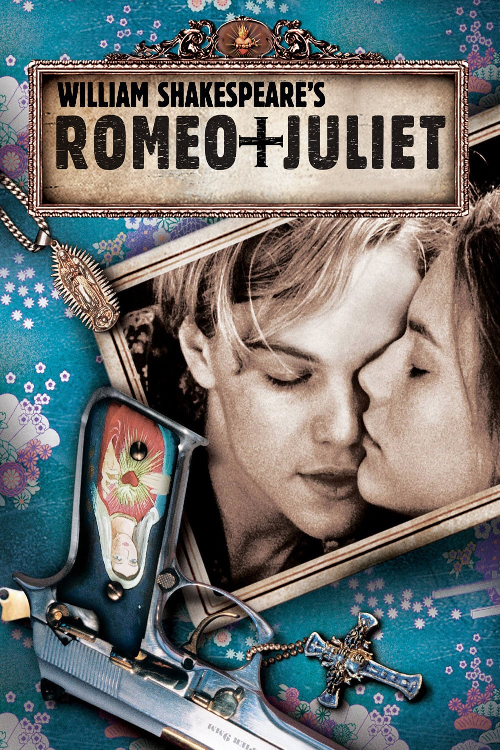 "Poster for the movie ""Romeo + Juliet"""